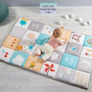 Taf Toys I love Big mat - Soft colours speelmat - Extra groot!