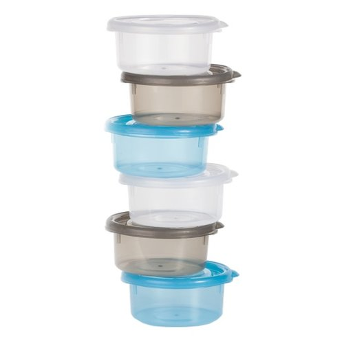 BoJungle B-Bowls - 6 Bewaarbakjes á 300 ml