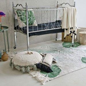 Lorena Canals Tropical Green vloerkleed - 140 x 200 cm