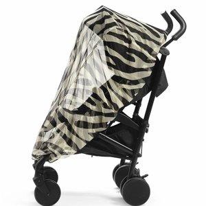 Elodie (vroeger: Elodie Details) Muskietennet kinderwagen Zebra Sunshine - muggennet