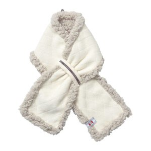 Lodger Babysjaal Muffler Scandinavian Off-White