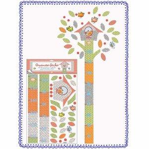 Pauline Oud groeimeter Sticker