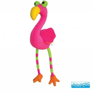 Wiebeldier Jumper Flamingo