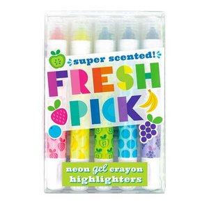 Ooly Fresh Pick gelstiften met fruitgeur