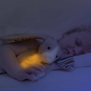 Zazu Nightlight Soft Toy Bo - nachtlampknuffel Konijn