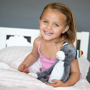 Zazu Nightlight Soft Toy Katie - nachtlampknuffel Kat