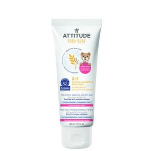 Attitude Sensitive Skin Shampoo & bodywash
