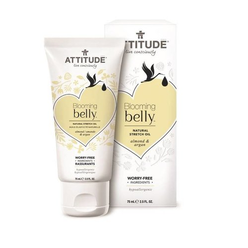 Attitude Anti-Striae Bio-Oil Blooming Belly - 100% Biologisch