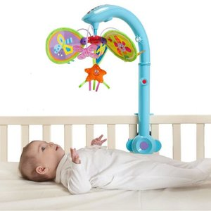 Taf Toys 2-in-1 Developmental Muziekmobiel
