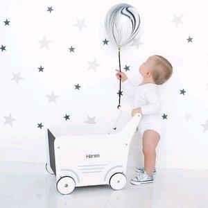 ChildHome Houten wandelwagen - poppenwagen