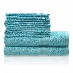 Funnies Handdoeken set - zware kwaliteit - Lente blauw