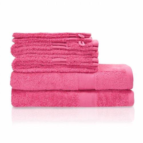 Handdoeken set - zware kwaliteit - Flamingo