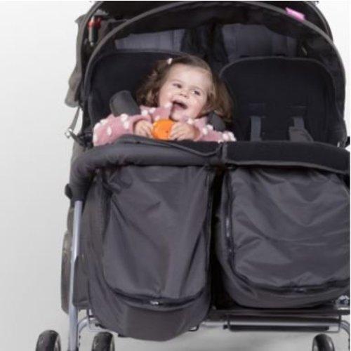 Childwheels Voetenzak Origineel triplette, quadruple en sixseater