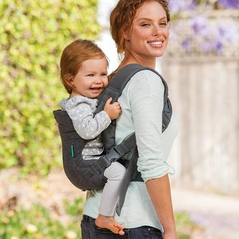 Infantino Flip Advanced carrier - baby draagzak 4 in 1
