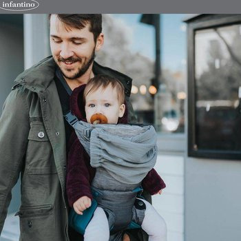 Infantino Go Forward - Draagzak Evolved