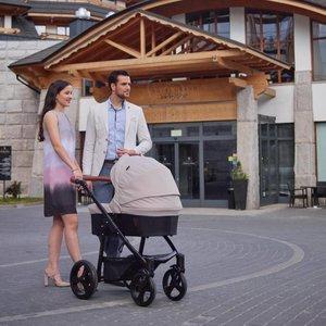 Venicci Gusto cream Prestige - Zeer Complete Kinderwagen