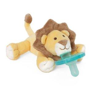 WubbaNub Speen met Speenknuffel Baby lion