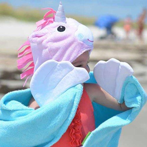 Zoocchini Kids badcape - Allie the Alicorn
