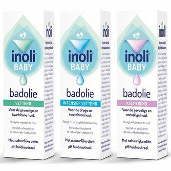 Inoli Badolie voor baby's - Intensief vettend