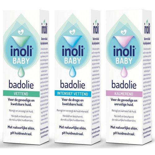 Badolie voor baby's - Intensief vettend