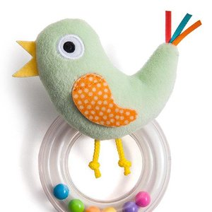Tikiri Cheeky chick rattle rammelaar