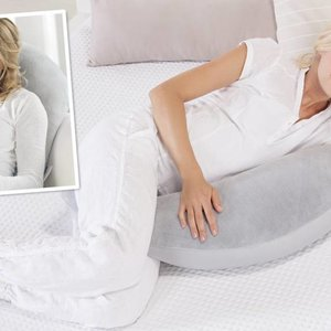 Theraline The Yinnie Pillow - voedingskussen zonder hoes