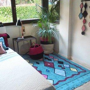 Lorena Canals Draa vloerkleed  100% Katoen - Collectie Morocco