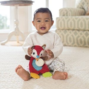 Infantino Tutlapje - Soft - Go-Gaga - Cuddly Teether Fox