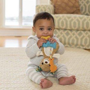 Infantino Tutlapje - Soft - Go-Gaga - Cuddly Teether Kangaroo