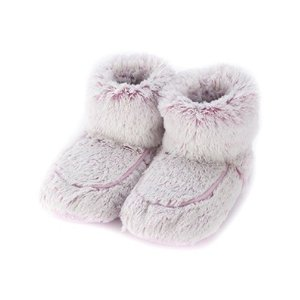 Warmies Warmteboots lavendel  - Pink marshmallow
