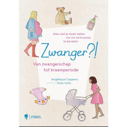 Zwanger? Van zwangerschap tot kraamperiode