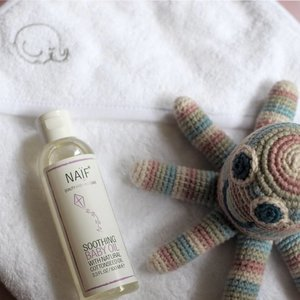 NAÏF Zachte babyolie - Soothing (massage) Baby Oil