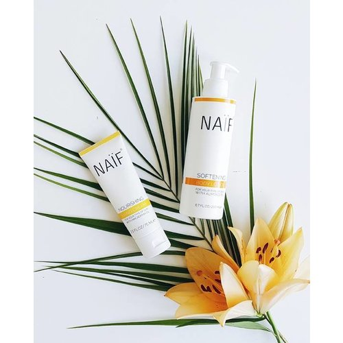 NAÏF Softening Body Lotion zonder troep