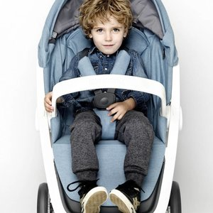 Greentom Combination 3-in-1 Reversible - Wit/Sky *LIMITED EDITION*