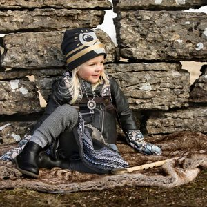 Elodie (vroeger: Elodie Details) Winter Beanie - Winter Mutsje - Playful Pepe
