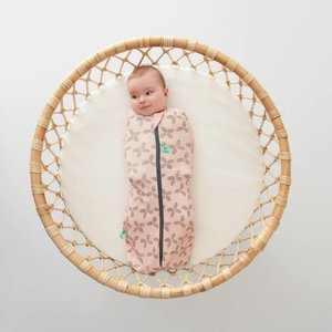 Ergopouch TOG 1.0 | All season Cocoon Swaddle + Sleep Bag Petals