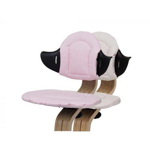 Nomi Kussen voor Kinderstoel Highchair - Pink/Sand