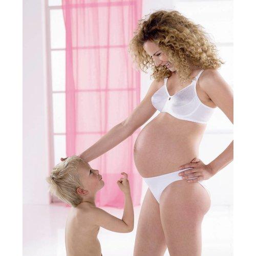 Zwangerschaps bh 5035 wit
