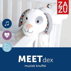 Zazu Hartslag Knuffel Hondje - Heartbeat DEX The Dog