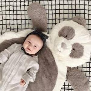 Mary Meyer Speeldeken / Knuffeldeken  / babymat - Panda