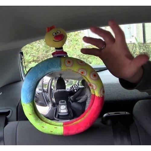 Taf Toys Car Mirror - pluche