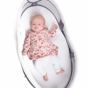 BoJungle B-Baby Sleeper - baby nest met licht en muziek