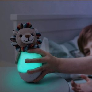 Zazu Tumbler Nightlight - Lex the lion