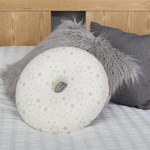 CuddleCo Memory foam donut zitkussen Stars