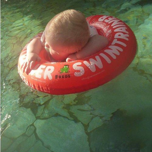 Zwemtrainer voor baby's en peuters