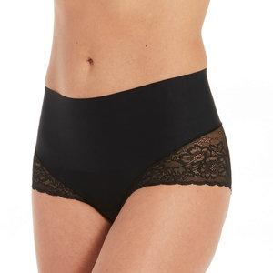 Magic Bodyfashion Tummy Shaper lace - Hoge slip  voor na de bevalling - zwart