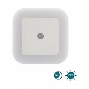 Nachtlampje met stekker en fotosensor