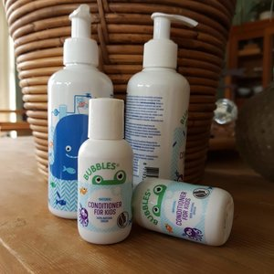 Bubbles Conditioner for  kids - Kinder Conditioner