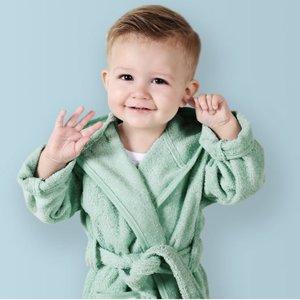 Funnies Badjas Mint baby of peuter - groen