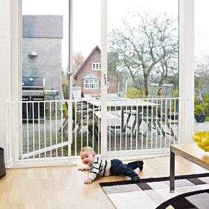 BabyDan Haardhek Olaf M-L-XL wit (voorheen, configure gate )